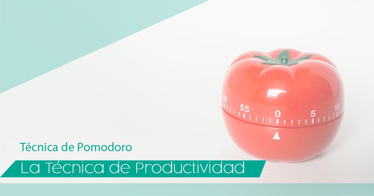 Técnica de Pomodoro