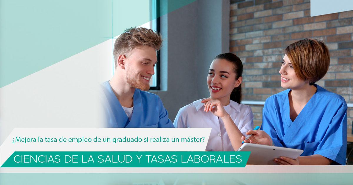 Imagen de: ¿Mejora la tasa de empleo de un graduado si realiza un máster?