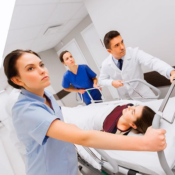 Máster en cuidados de enfermería de urgencias y emergencias