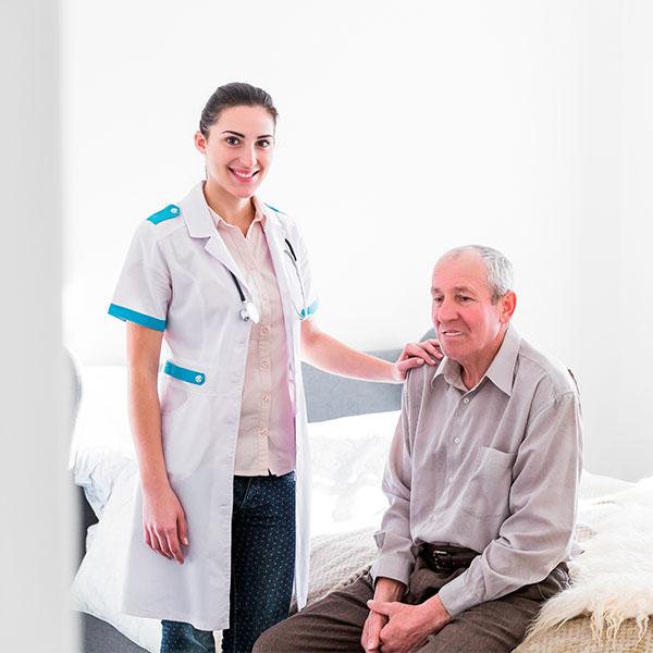 Experto universitario en cuidados domiciliarios para TCAE