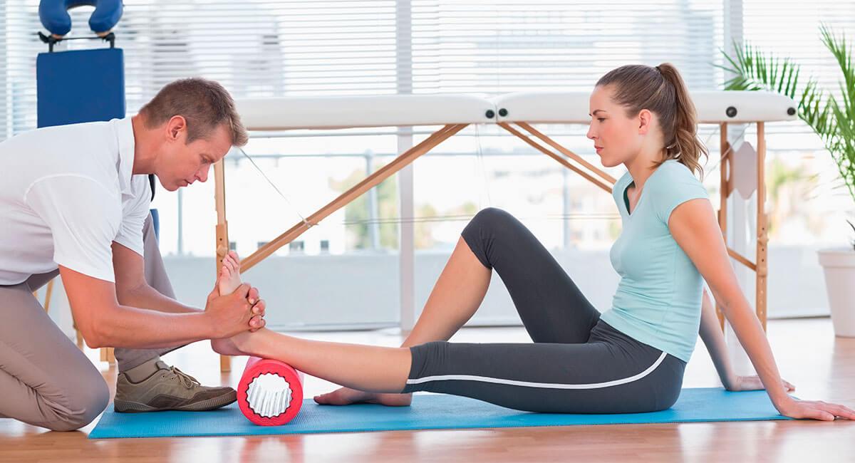 Experto en fisioterapia deportiva avanzada