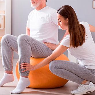 Experto en fisioterapia aplicada a pacientes con discapacidad y procesos crónicos